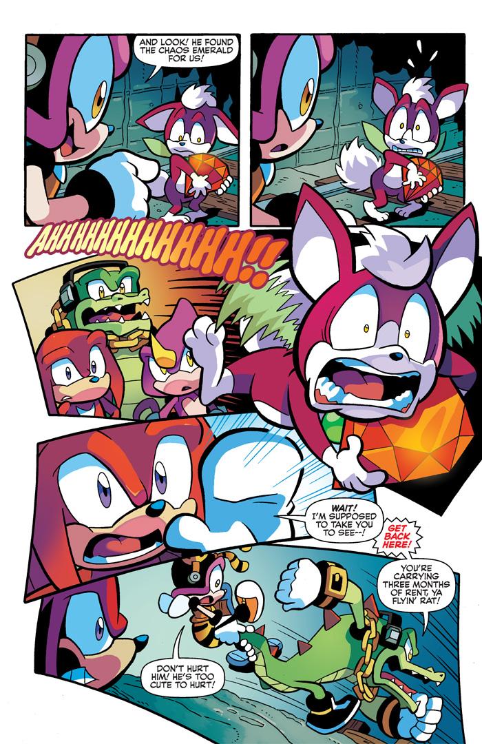 Archie Sonic Universe Issue 52 | Mobius Encyclopaedia | Fandom ...