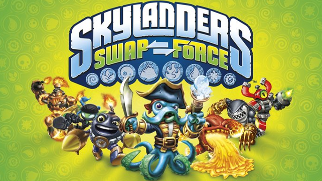 REVIEW: Skylanders Swap Force