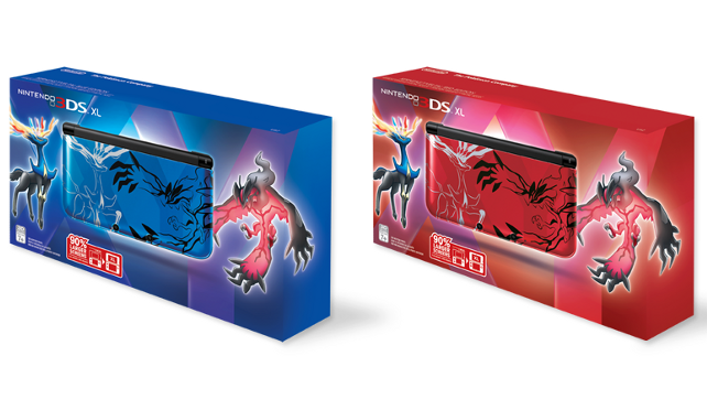 Special Pokemon 3ds Xl Systems Coming Darkain Arts Gamers
