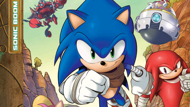 Archie Coming out with Sonic Boom Comic Series