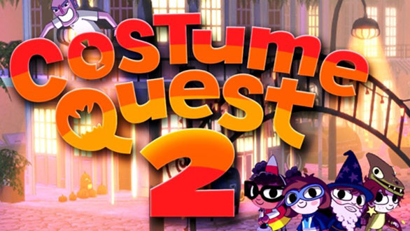 Costume Quest 2 Is Available Just In Time
