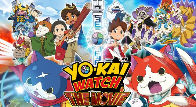 Yo Kai Watch Movie In Select American Theatres On October 15th