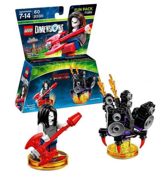 Marceline Fun Pack