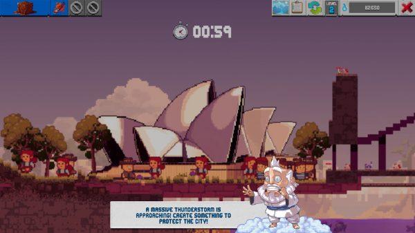 Save Sydney in The Sandbox Evolution