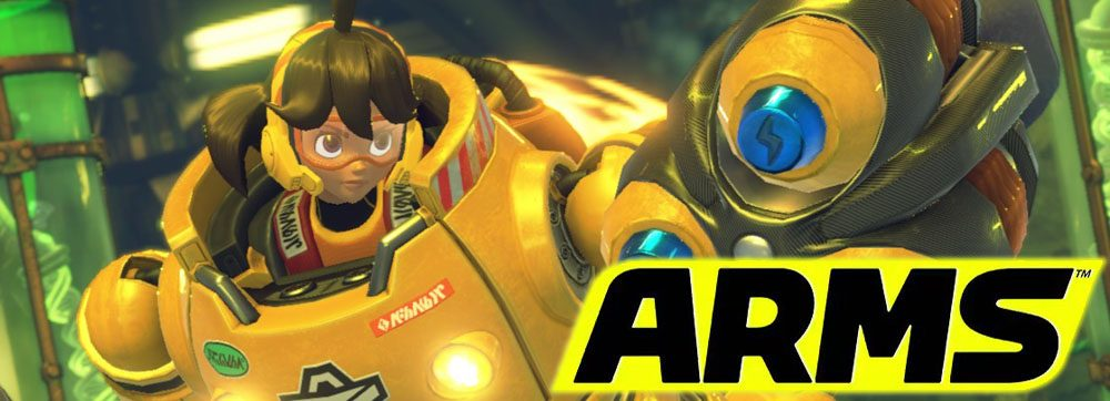 Arms Banner