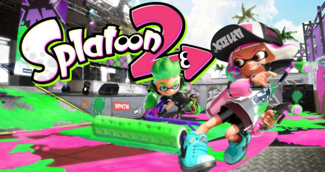 Splatoon 2 llega en exclusiva a Switch