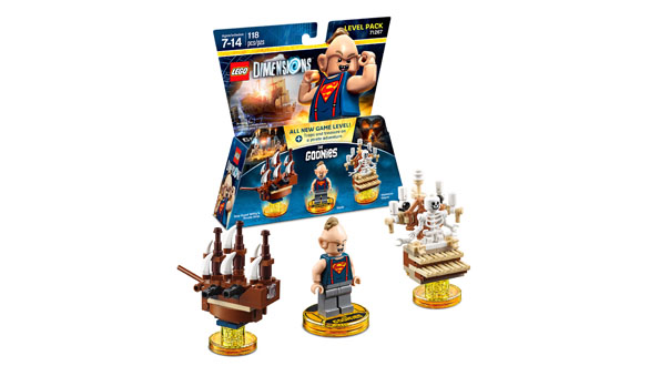 LEGO Dimension Goonies