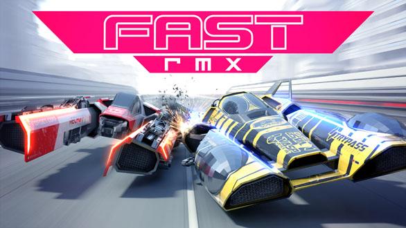 FAST RMX - Title