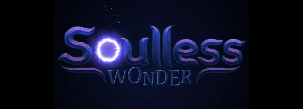 Soulless Wonder Title Wide