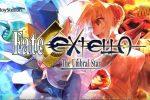 Fate Extella Title