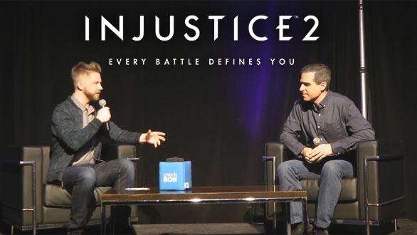 Injustice 2 - Interview