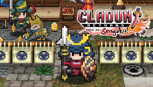 Cladun Returns Title