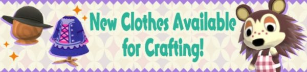 New Clothing Added for Crafting | Darkain Arts Gamers