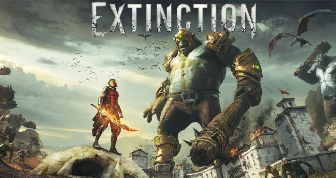 Extinction The Game