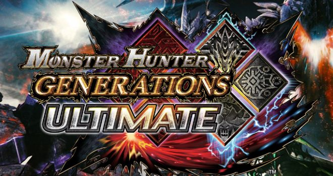 Monster Hunter Generations Ultimate for Switch coming to