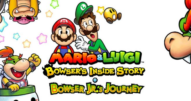 mario and luigi bowsers inside story rom español