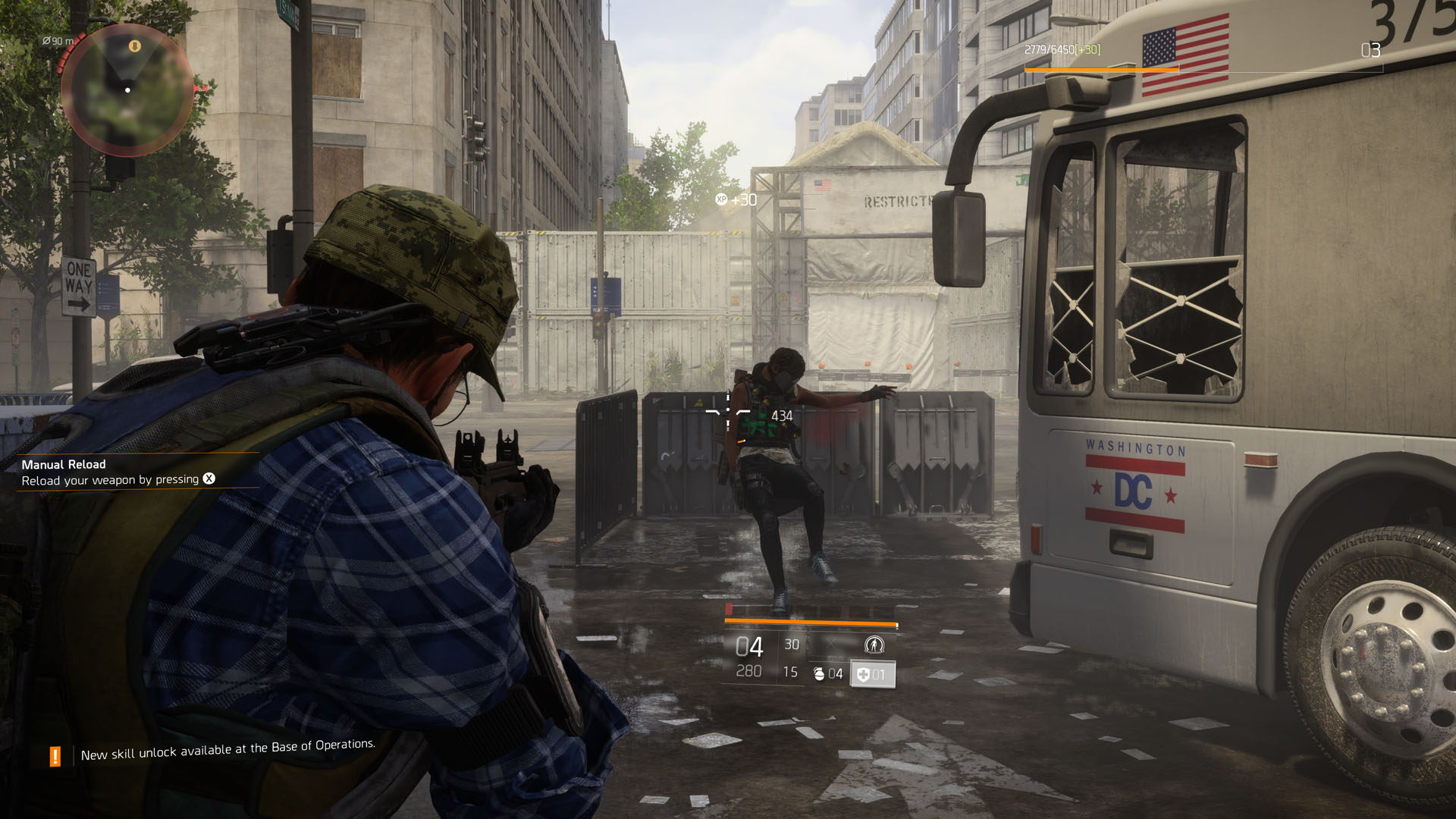 The Division 2 Review In Progress – Thumbs Up!   Darkain