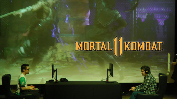 Mortal Kombat Event
